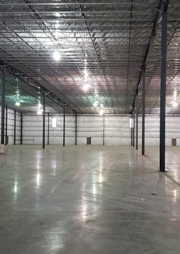 New Warehouse Update